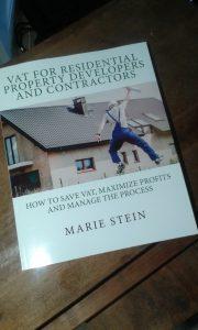 VAT on residential property developments